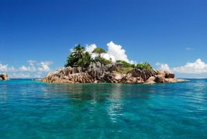 Cocos isola delle Seychelles