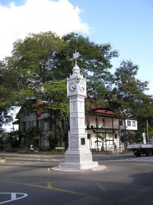 Clock Tower -Victoria